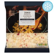 Tesco Indian Inspired Base Mix 500G