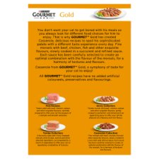image 2 of Gourmet Gold Double Delicacies 12X85g