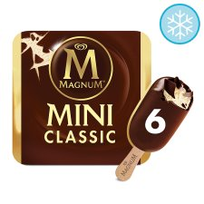Magnum Mini Classic Ice Cream 6 X 55Ml
