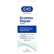 image 1 of E45 Eczema Repair Cream 200Ml