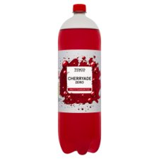 Tesco Sugar Free Cherryade Zero 2 Litre Bottle