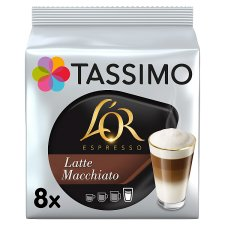 image 1 of Tassimo L'or. Latte Macchiato 8 Coffee Pods