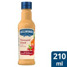 Hellmann's Thousand Island Dressing 210Ml
