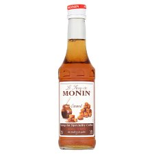 Monin Caramel Syrup 250Ml