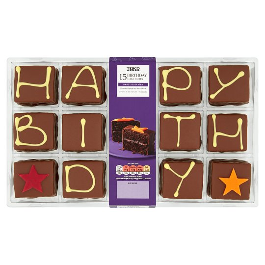 Birthday Cakes Kids Party Tesco Groceries