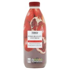 Tesco Pomegranate Juice Drink 1 Litre
