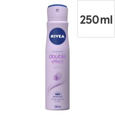 Nivea Double Effect Antiperspirant Deodorant 250Ml