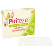 image 2 of Piriteze Allergy Tablets 7S