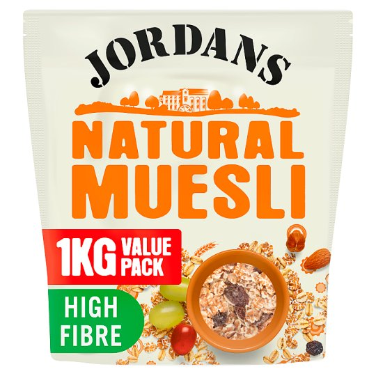 image 1 of Jordans Natural Muesli 1Kg