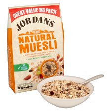 image 2 of Jordans Natural Muesli 1Kg