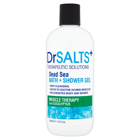 Dr Salts Muscle Therapy Bath And Shower Gel 350Ml