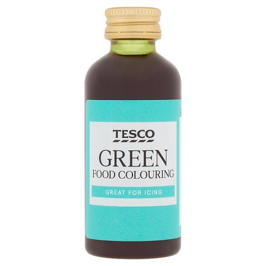 Tesco Red Food Colouring 60Ml - Tesco Groceries