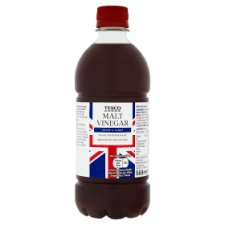 Tesco Malt Vinegar 568Ml