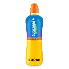 Lucozade Sport Orange Still 500Ml Bottle