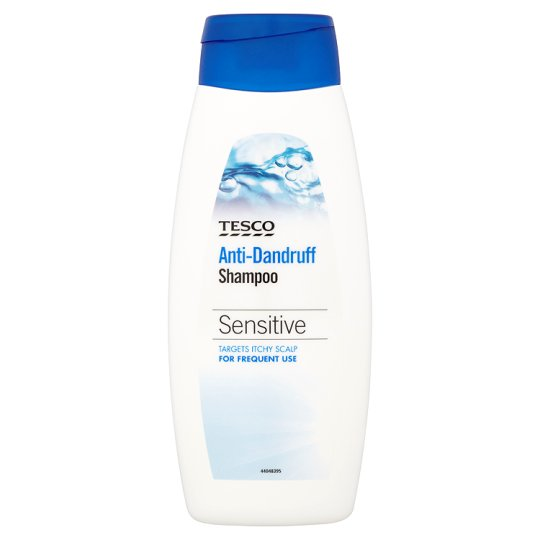 Tesco Anti Dandruff Sensitive Shampoo 300Ml