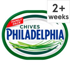 Philadelphia Light Soft Cheese With Chives 270 G