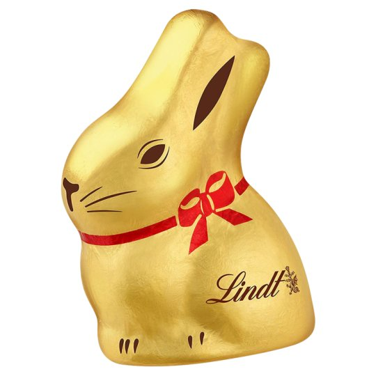 Lindt Gold Milk Chocolate Easter Bunny Figure 10G