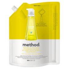Method Washing Up Liquid Lemon Mint Refill 1064Ml