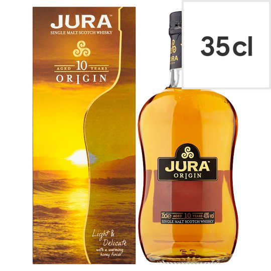 Isle Of Jura 10 Year Old Single Malt Whisky 35Cl