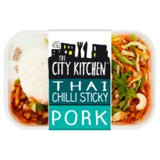 The City Kitchen Thai Chilli Pork 380G