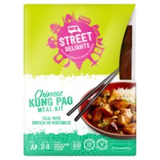 Street Delights Chinese Kung Pao Meal Kit 280G