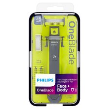 Philips Oneblade Face & Body Trimmer