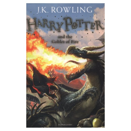 Harry Potter And The Goblet Of Fire J.K.Rowling