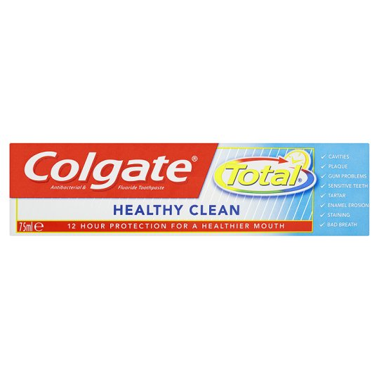 image 1 of Colgate Total Healthy Clean Toothpaste 75Ml