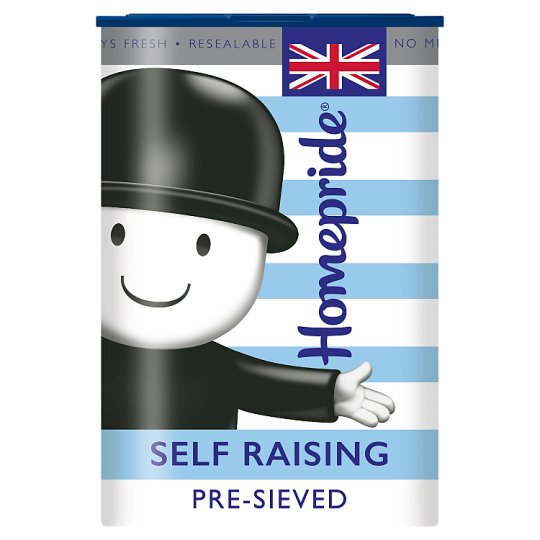 how to make sr flour from plain