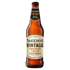 Thatchers Vintage Cider 500Ml Bottle