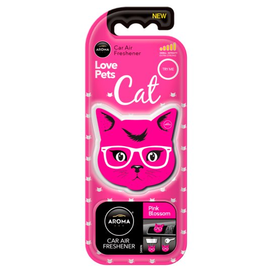 Aroma Pet Lover Cat Air Freshener