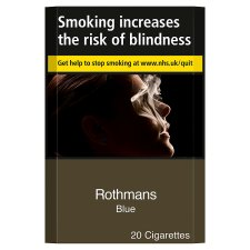 Rothmans King Size Blue 20 Pack