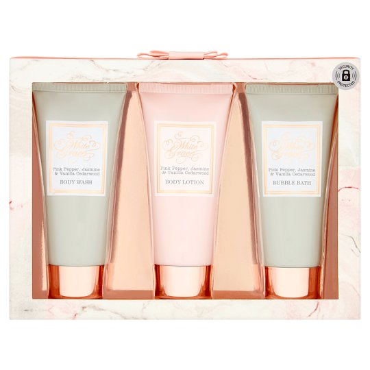 White Grace Bath And Body Collection