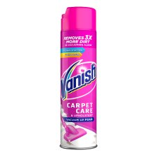 Vanish Gold Carpet Cleaner Foam 600 Ml