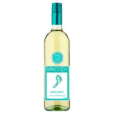 Barefoot Moscato 75Cl