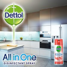 image 3 of Dettol All In One Disinfectant Spray Pomegranate 400 Ml