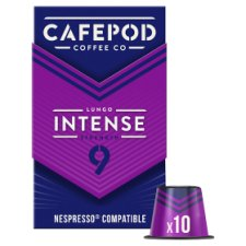 image 2 of Cafepod Intense #9 Coffee Pods 10 Servings
