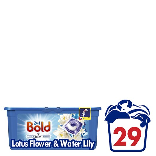 Bold 2 In 1 Pods Lotus Flower And Lily 29W
