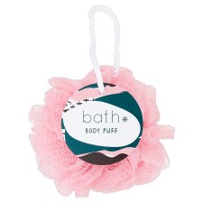 Bath Essentials Body Puff (Coloured)
