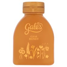 Gales Clear Honey Squeezy 300G