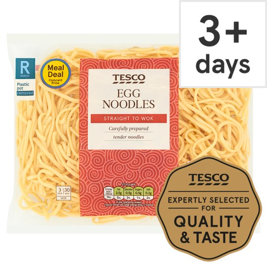 Tesco Egg Noodles 300G - Groceries - Tesco Groceries