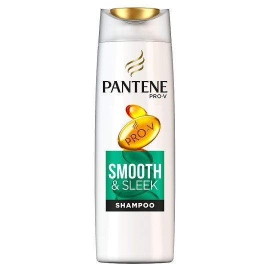 Pantene Smooth And Sleek Shampoo 400Ml