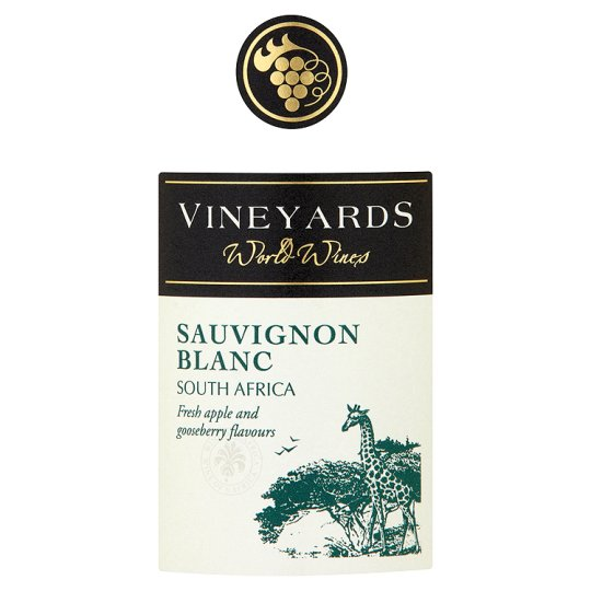 The Vineyards Sauvignon Blanc 75Cl