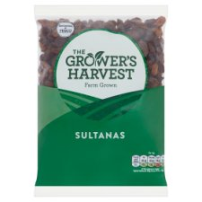 Grower's Harvest Sultanas 500G