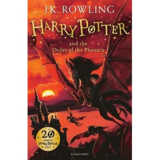 Harry Potter And The Order Of The Phoenix J.K