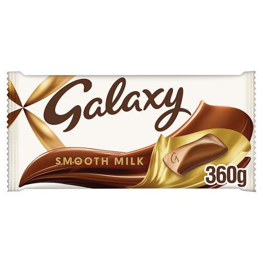 image 1 of Galaxy Milk Chocolate 360G