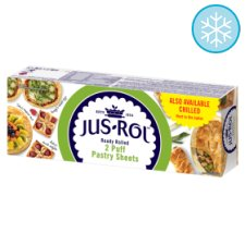 Jus-Rol 2 Puff Pastry Ready Rolled 640G