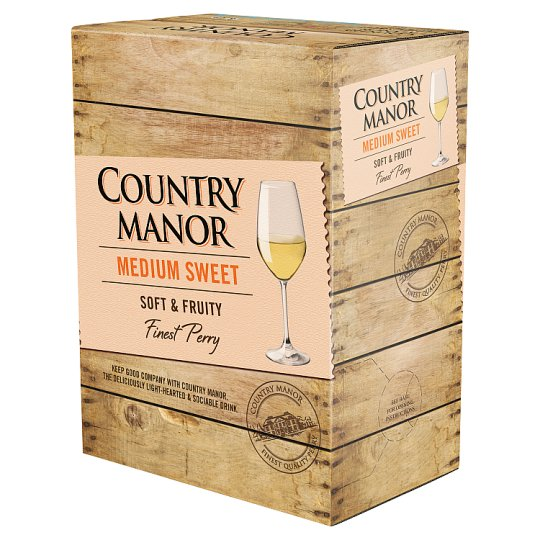 Country Manor Medium Sweet Perry 3Ltr