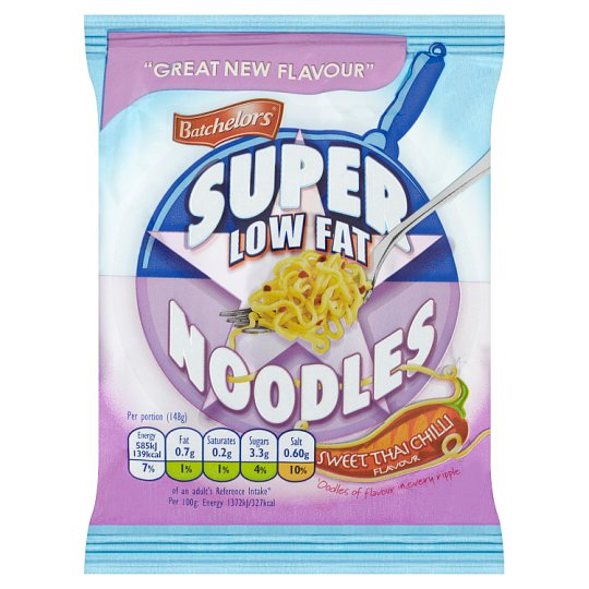 Batchelors Super Noodles Thai Sweet Chilli 85G