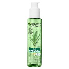 Garnier Organic Lemongrass Gel Wash 150Ml